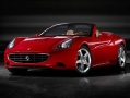 New Ferrari California - Front View