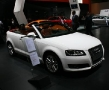 audi a3 cabrio - White