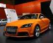 audi tt-s front view