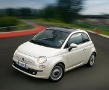 Beautiful New Fiat 500