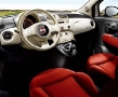 New Fiat 500 - Interior Front