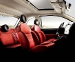 New Fiat 500 - Interior - Seats