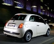 New Fiat 500 - Rear