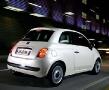 New Fiat 500 - Rear
