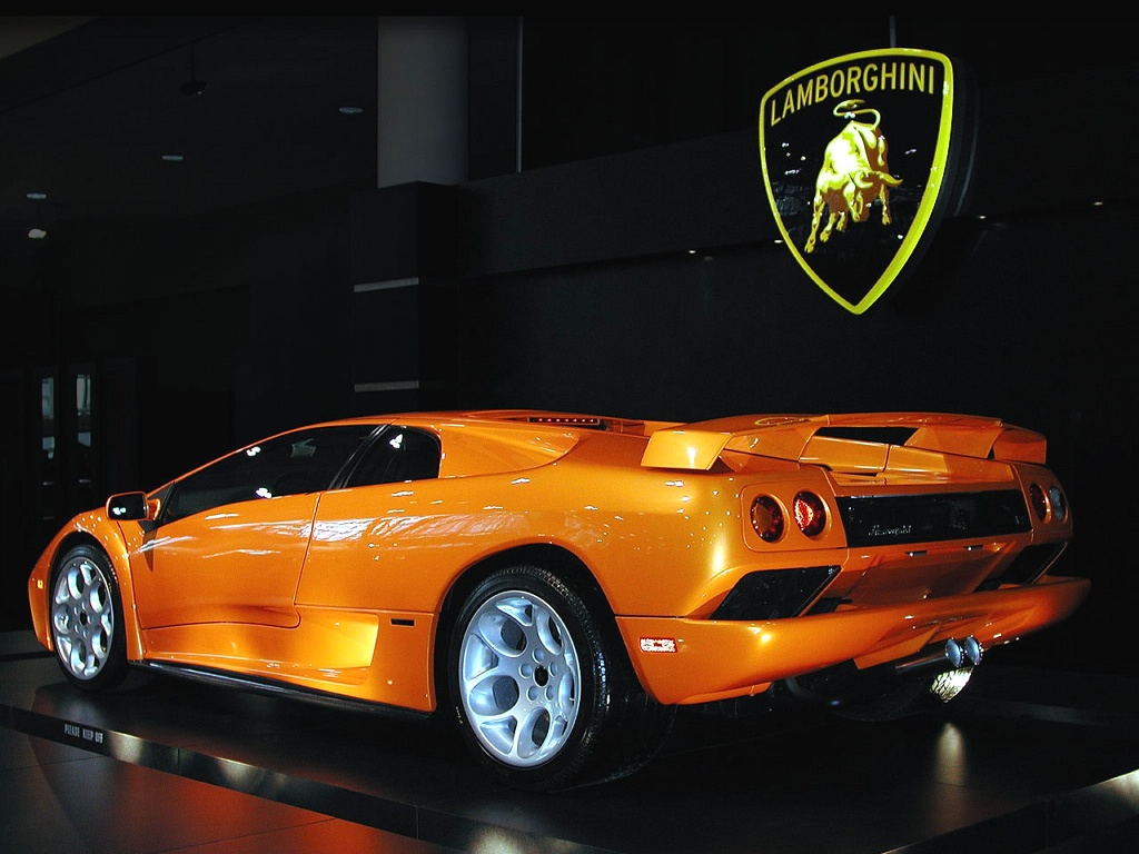 lamborghini diablo photo