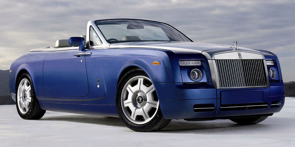 rolls royce model cars