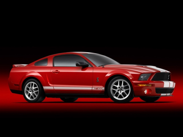 Shelby GT 500 Car Wallpaper