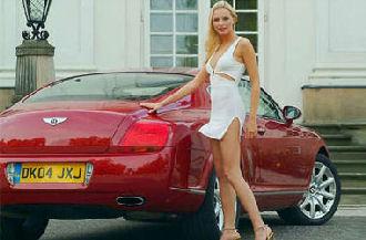 Bentley Girl