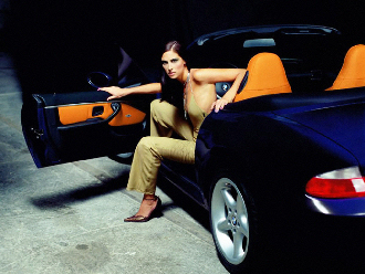 BMW Sexy Babe
