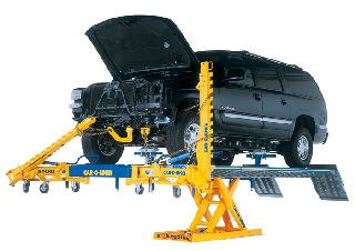 Car Lift - BenchRack