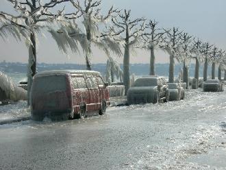 Winter Car Corrosion