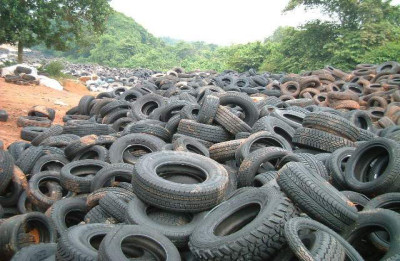 Passenger Car Tires - Rejected Passenger Car Tires