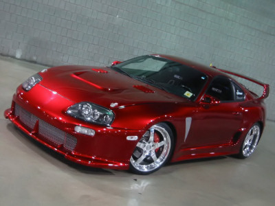 Candyred Supra
