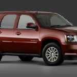 A Look At The 2008 Chevy Tahoe Hybrid
