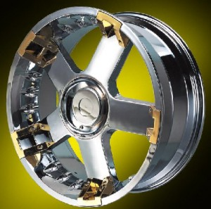 What are Alloy Wheels? chrome alloy wheel 300x297