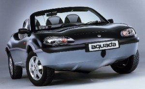 Gibbs Aquada - Amphibious Car
