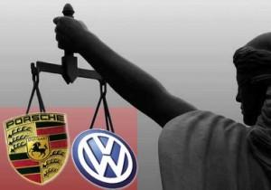 Porsche and Volkswagen Justice