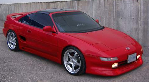 Dissecting The Toyota Mr2 Car Tuning Central Car