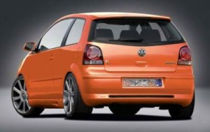 Volkswagen Polo Tuning - VW