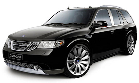 saab 9 7x 2008 the affordable luxury suv car tuning. Black Bedroom Furniture Sets. Home Design Ideas