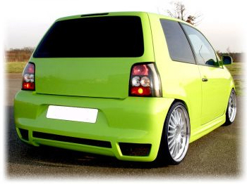 vw lupo tuning car tuning central car tuning central. Black Bedroom Furniture Sets. Home Design Ideas