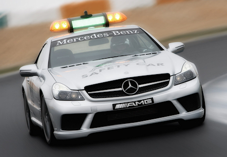 F1 - Safety Car for 2008