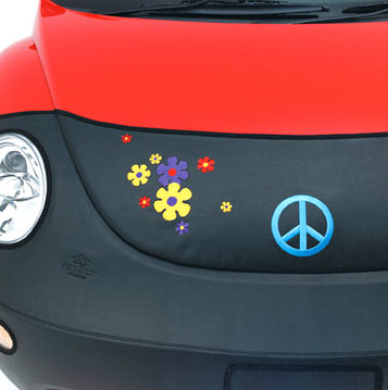 Car Bra - Floer Detail