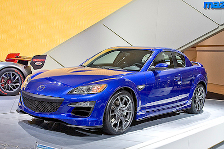 2009 Mazda Rx 8. 2009 Mazda RX-8 Images