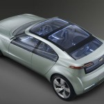 The Chevy Volt Electric Vehicle Unveiled