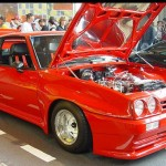 Bodensee Tuning Retro Red