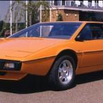 Lotus Espirit S1 - Orange Model