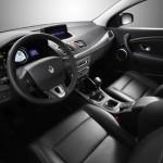 Renault Megane Coupé Interior Detail