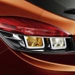 Renault Megane Coupé Lights Detail