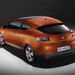Renault Megane Coupé Top Rear Detail