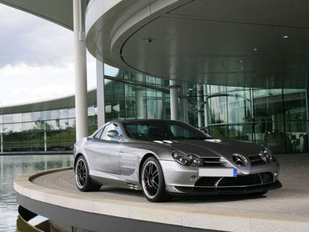 Mercedes Benz McLaren SLR Technical Specifications mercedes benz slr 722