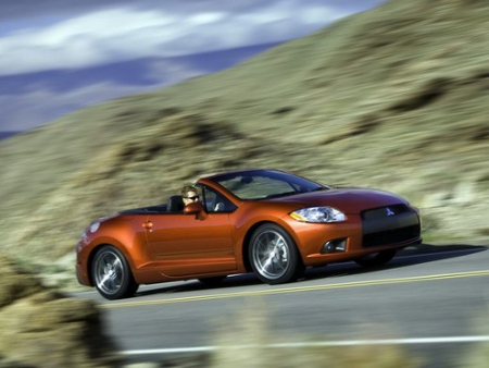 Here is why the 2009 Mitsubishi Eclipse Spyder GT is sure to be a winner