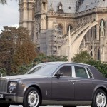 Rolls Royce Phantom Side Front View
