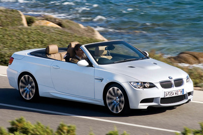 Bmw Series 3 Convertible 2009