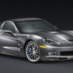 The 2009 Chevrolet Corvette ZR1