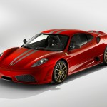 All Hail the New Ferrari Scuderia Spider