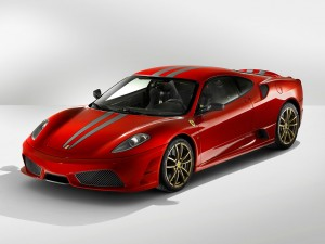 Ferrari F430 Scuderia Front View
