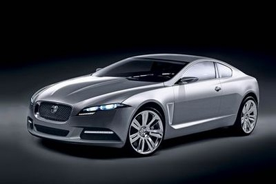 Wonderful Jaguar XF Coupe   2010