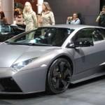 The Lamborghini Reventon