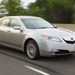 The 2009 Acura TL