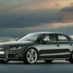 The 2009 Audi A4