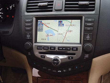 In car GPS