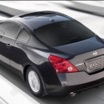 The Nissan Altima 3.5 SE Coupe