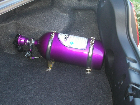 Nos - Nitrous Oxide - Pink Bottle