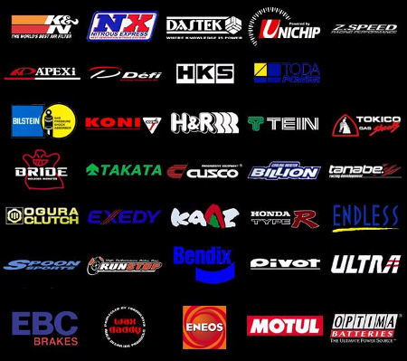 Performance Car Parts - Brands