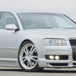 Audi A8 Tuning